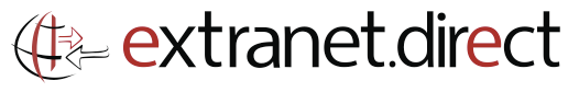 logo extranet.direct